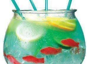 Fish Bowl Recipe
