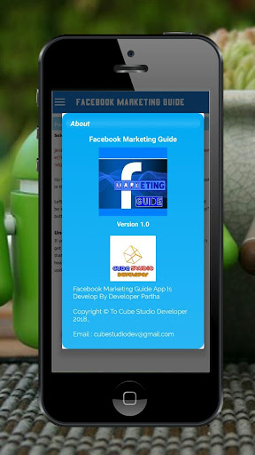 Facebook Marketing Guide 1.0 screenshots 3
