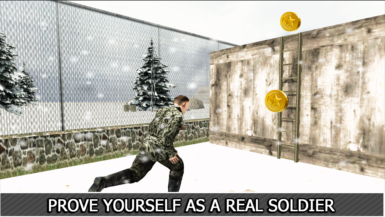 Army Commando Sniper Training Survival- screenshot