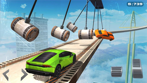 Drive Challenge – Car Driving Stunts Fun Games  captures d'écran 2