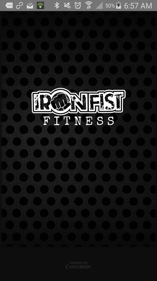 Iron Fist Fitness- screenshot
