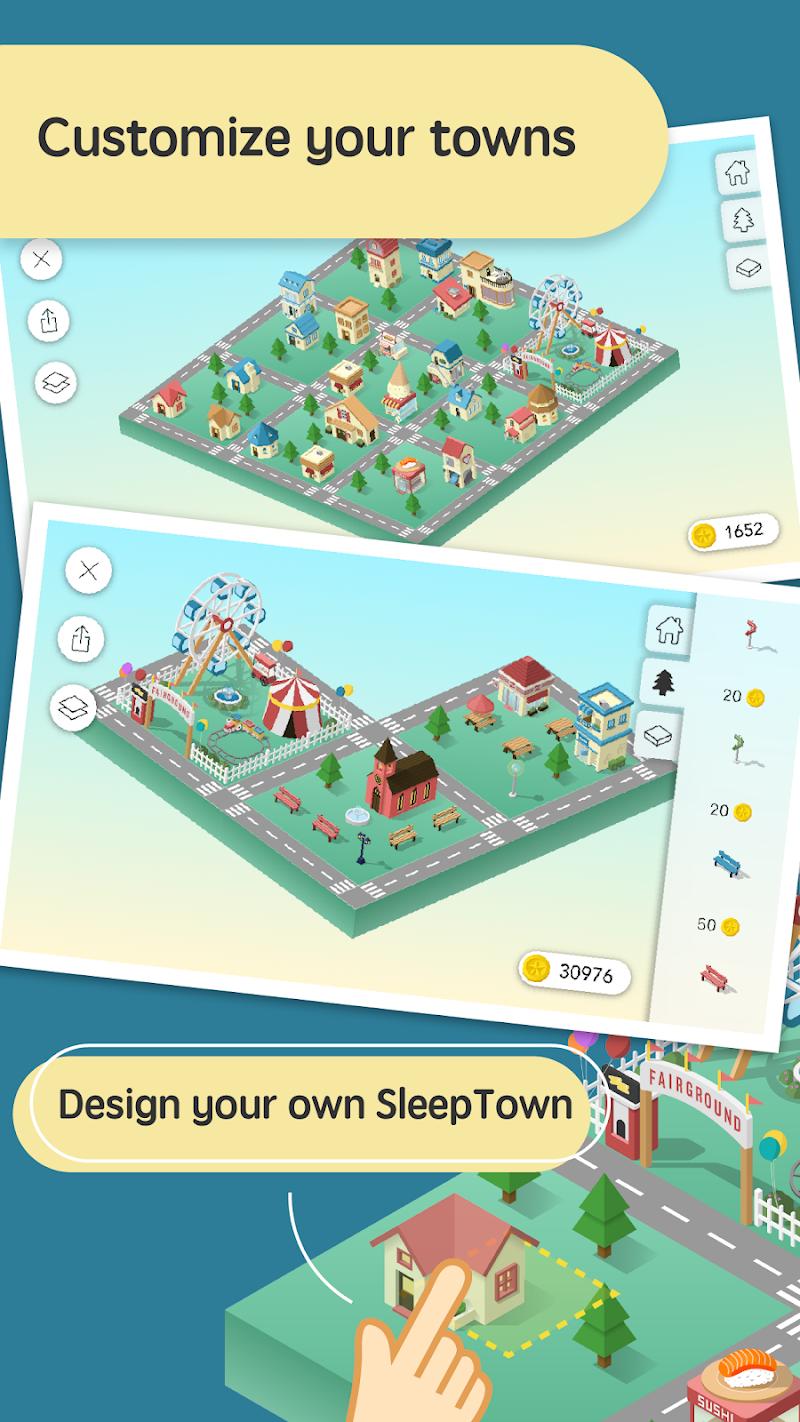 SleepTown Screenshot 3