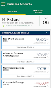 M&T Mobile Banking- screenshot thumbnail