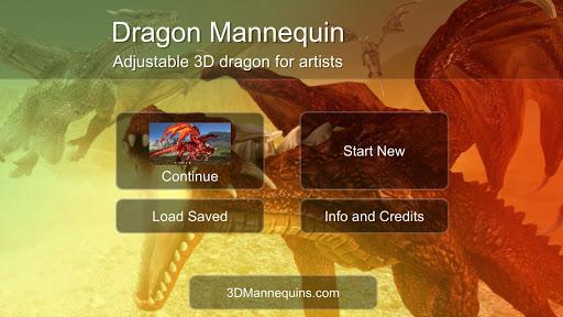Dragon Mannequin 1.5 screenshots 1