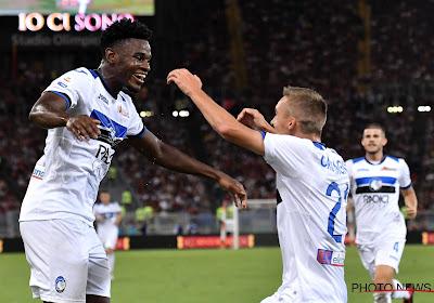 Avec ses sept buts au Torino, l'Atalanta de Castagne s'offre une belle statistique