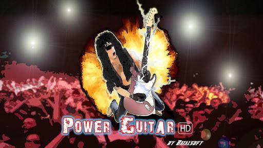 Power guitar HD ud83cudfb8 chords, guitar solos, palm mute 3.3.5 screenshots 2