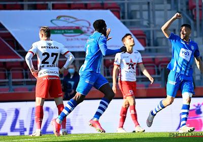 Vooroorlogs: AA Gent na ongezien doelpuntenfestival tegen moegestreden Zulte Waregem naar play-off 2