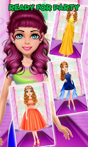 Cute Girl Makeup Salon Games: Fashion Makeover Spa 1.0.0 Screenshots 5