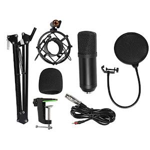 Microfon Tracer Studio PRO cu accesorii