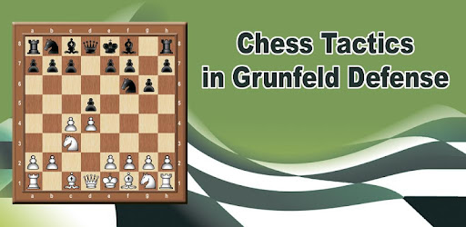 Gry Chess Tactics in Grünfeld Defense (apk) za darmo do pobrania dla Androida / PC/Windows screenshot