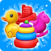 Toy Mania - Puzzle Game