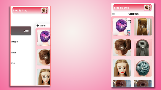 Girls Hairstyle Steps 1.2 Latest MOD Updated 1