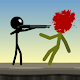 Stickman and Shotgun