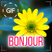 French Good Morning Good Day Gifs Images