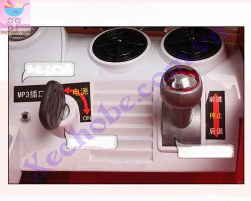 Xe hơi điện cho bé XH7411-3 6