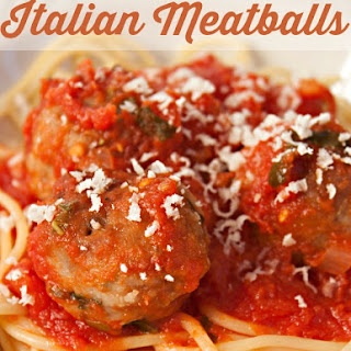 Gordon Ramsay's Italian Meatballs.