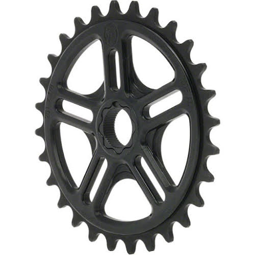 Profile Racing Spline Drive Sprocket, 28t Black