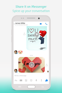 Pinnatta for Messenger- screenshot thumbnail