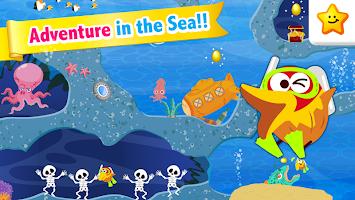 KyoroChanAdventure2 in the Sea