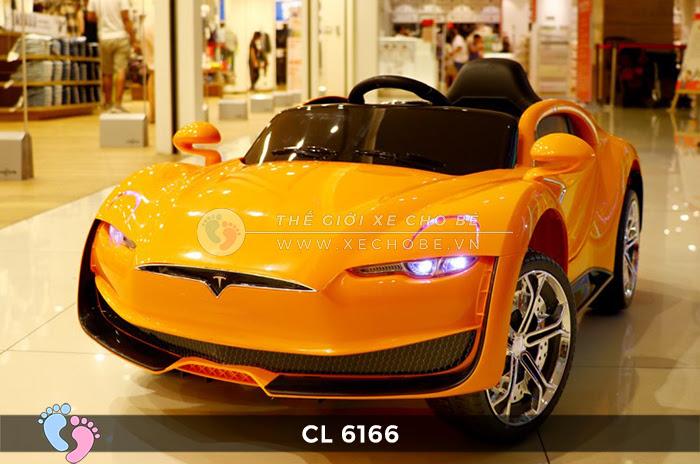 Xe hơi điện cho bé CL6166 3
