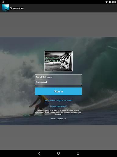 GreenRoom Surf Movies