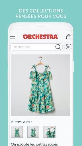 ORCHESTRA mode et puériculture screenshot 3
