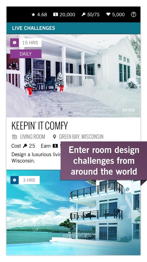 Design Home  screenshot Android Apps on Google Play