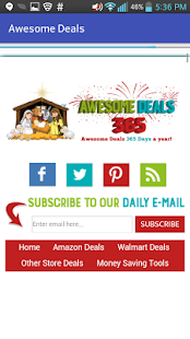 Awesome Deals 365- screenshot thumbnail