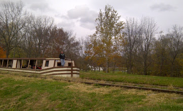 Photo: Metamora IN - Canal Boat on Whitewater Canal