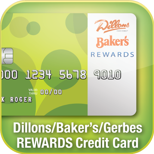 Dillons REWARDS Credit App