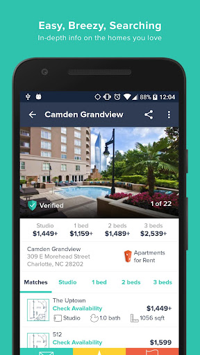 HotPads Apartments & Home Rentals 5.0.5 screenshots 5