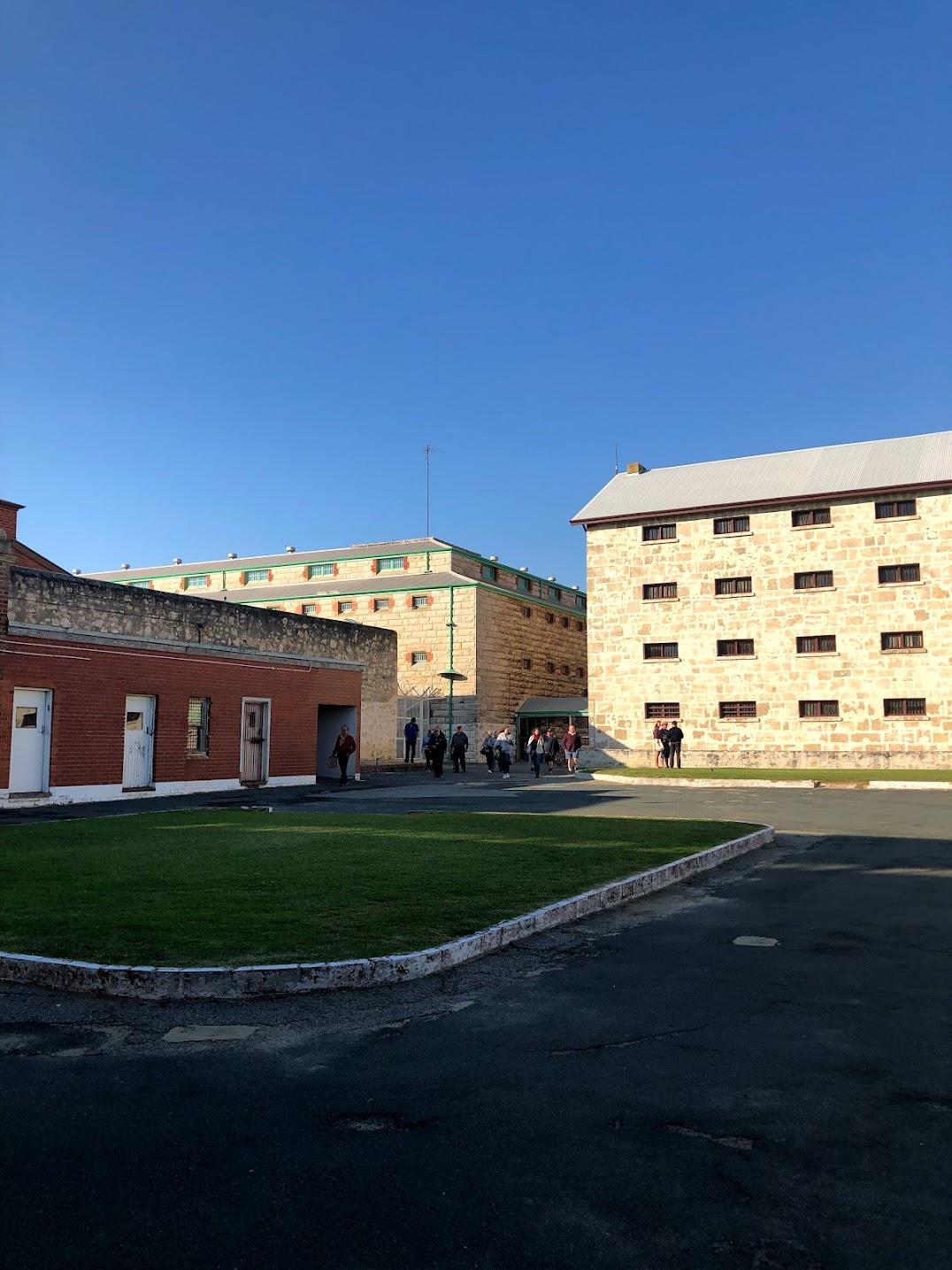 フリーマントル刑務所建物