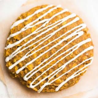 Pumpkin Cheesecake Oatmeal Cookies.