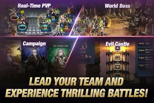 Brave Nine [Mod] Apk - Khói bụi chiến trường
