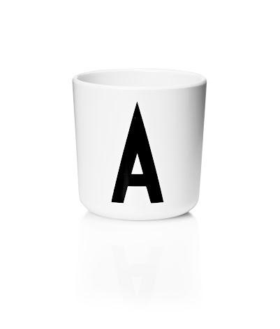 Design Letters Bokstavsmugg A-Z