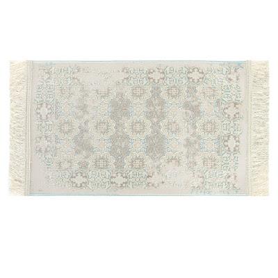 Ковёр 0.50х0.80 исфахан 1803 блю Ковровые галереи
