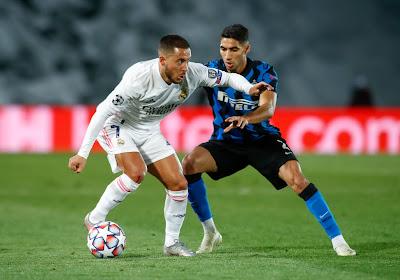 Eden Hazard nog niet in hele grote doen, maar toch opnieuw belangrijk voor Real Madrid
