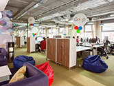 Google's Africa & Middle East Office in Dubai, UAE.