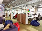 Google's Africa & Middle East Office in Dubai, UAE.