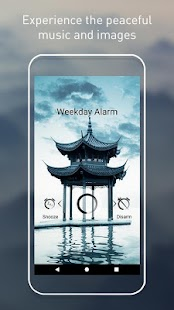 Zen Alarm Clock Screenshot