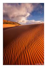 Photo: Monsoon over the Dunes