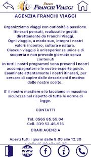 Franchi Viaggi - náhled
