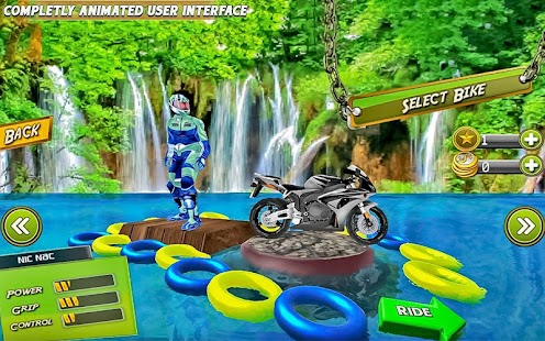 Bike Stunt Racing Adventure:motorbike racing games- screenshot thumbnail