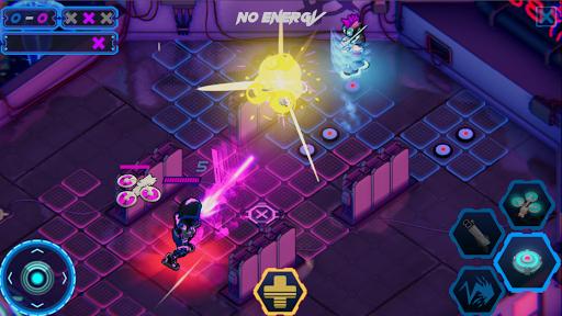 Gridpunk - Battle Arena 0.3.05 screenshots 6