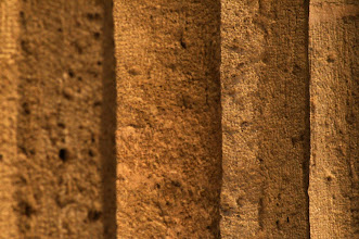 Photo: Säulen aus Stein