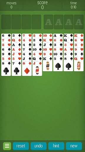 Tap FreeCell