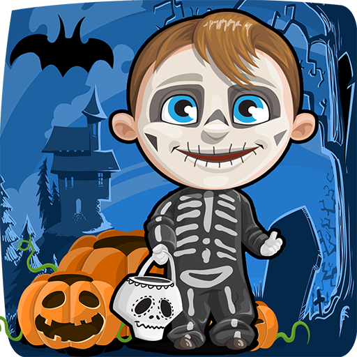 Halloween Costumes & Games 休閒 App LOGO-硬是要APP