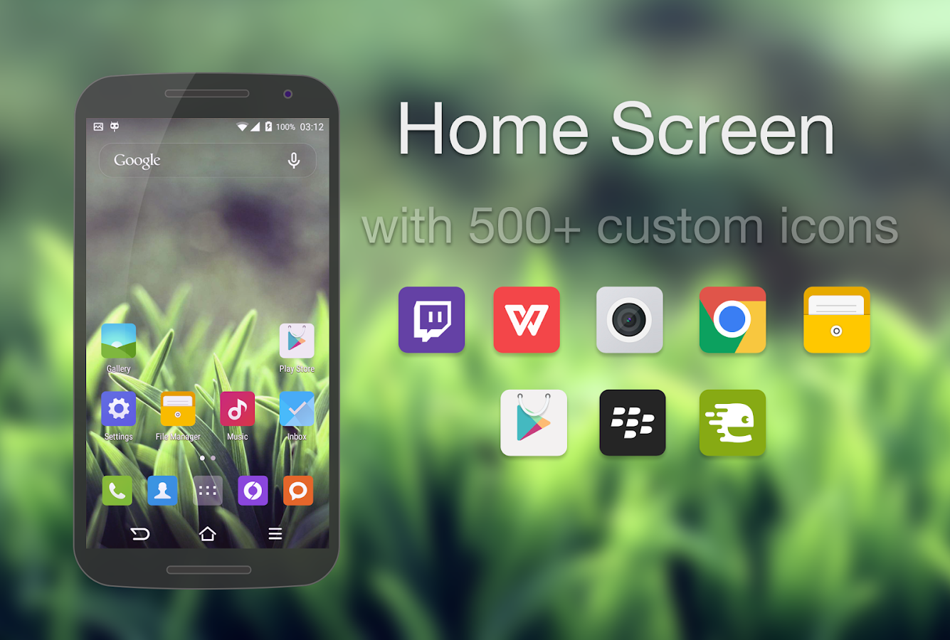Google themes apk