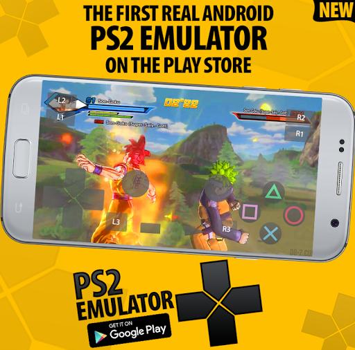 Golden PS2 Emulator For Android (PRO PS2 Emulator) 117 screenshots 5