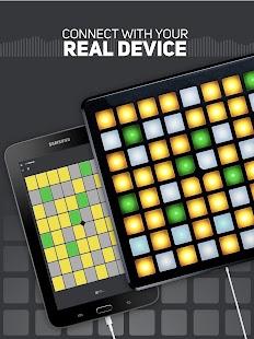 SUPER PADS LIGHTS - Your DJ app Screenshot